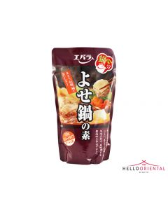 _EBARA FOODS YOSE NABE HOTPOT SOUP STOCK 750G (4 SERVINGS)