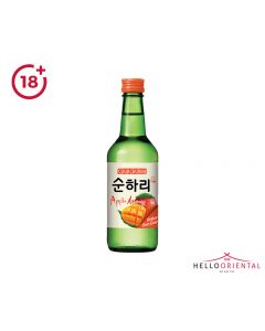_LOTTE CHUM CHURUM SOJU APPLE MANGO 360ML