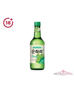 _LOTTE CHUM CHURUM SOJU GRAPE 360ML