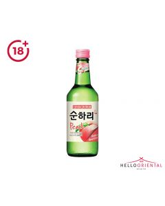 _LOTTE CHUM CHURUM SOJU PEACH 360ML