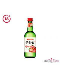 _LOTTE CHUM CHURUM SOJU STRAWBERRY 360ML