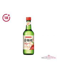_LOTTE CHUM CHURUM SOJU YOGURT 360ML