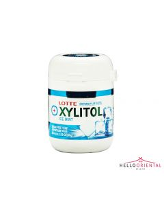 _LOTTE XYLITOL ICE MINT 96G