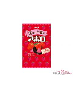 _MEIJI APOLLO STRAWBERRY CHOCOLATE 40G 香浓草莓巧克力40克