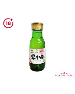 _SEOLJOONGMAE KOREAN PLUM LIQUEUR 375ML