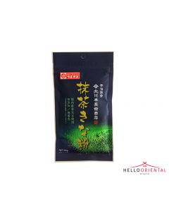 _UEMAN RYOSHOKU KINAKO ROASTED SOYBEAN FLOUR WITH MATCHA GREEN TEA 90G