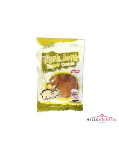 ADVANCE FOOD HOT BLACK PEPPER PORK JERK COOKED 40G