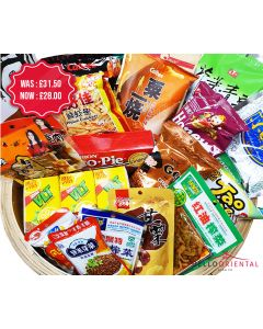 ASIAN SNACKS STUDENT PACKAGE