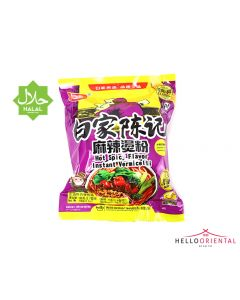 BAIJIA INSTANT VERMICELLI HOT SPICY FLAVOUR 105G