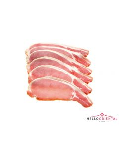 BIRTWISTLES UNSMOKED BACK BACON 2.27KG