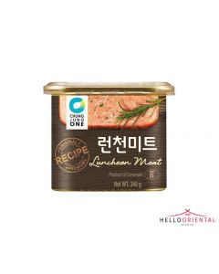 CJO KOREAN LUNCHEON MEAT 340G