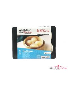 DELICO HA KOUW (SMALL) 250G (PACK) 虾饺小份