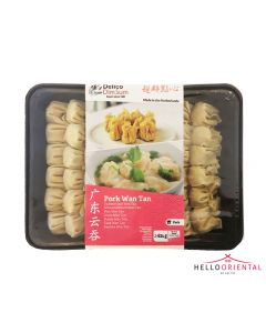 DELICO PORK WAN TAN (LARGE) 624G (PACK) 广东云吞大份