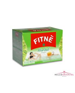 FITNE HERBAL INFUSION GREEN TEA 39.75G 混合绿茶