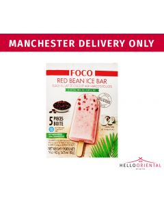 FOCO RED BEAN ICE BAR 400G