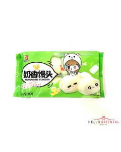 FRESH ASIA MILK FLAVOURED STEAMED BUN 300G