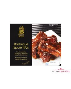 GOLDEN DRAGON BARBECUE SPARE RIBS 225G