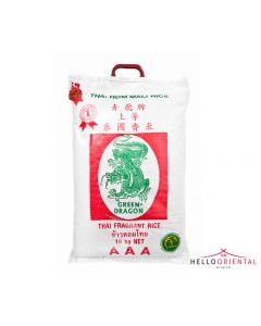 GREEN DRAGON THAI FRAGRANT RICE 10KG 泰国香米10公斤