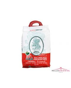 GREEN DRAGON THAI FRAGRANT RICE 5KG