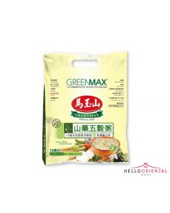 GREENMAX YAM & MULTI GRAINS CEREAL 12X35G
