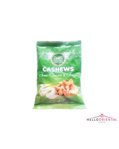 HEERA CASHEWS SOUR CREAM & ONION 200G