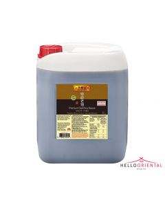 LEE KUM KEE PREMIUM DARK SOY SAUCE 8L (BOTTLE) 李锦记上等老抽8升