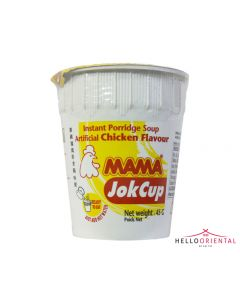 MAMA INSTANT PORRIDGE CHICKEN CUP (EACH) 即食鸡肉粥
