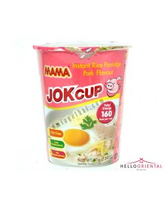 MAMA INSTANT PORRIDGE PORK CUP (EACH) 即食猪肉粥