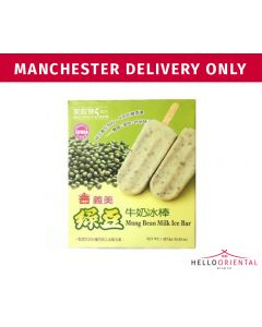 I MEI MUNG BEAN MILK ICE BAR 437.5G
