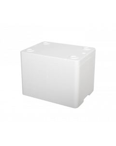 POLYSTERENE BOX FOR FROZEN PRODUCE 塑料盒