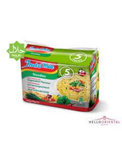 _INDOMIE MEDITERRANEAN VEGETABLE FLAVOUR INSTANT NOODLE 70G (PACK OF 5)