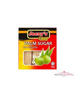 JEENY'S PALM SUGAR 260G 椰糖