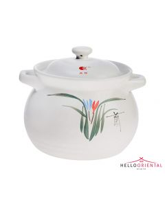 KANGSHU SOUP POT WHITE C2217 5.3L