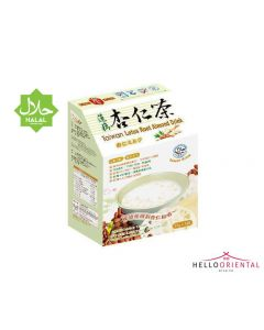 KING KUNG LOTUS ROOT ALMOND DRINK 150G 莲藕杏仁茶