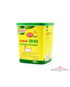 KNORR CHICKEN POWDER 900G