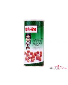 KOH-KAE CHICKEN FLAVOUR COATED PEANUTS 230G 鸡肉味花生米