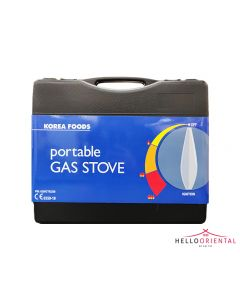 KOREA FOODS PORTABLE GAS STOVE