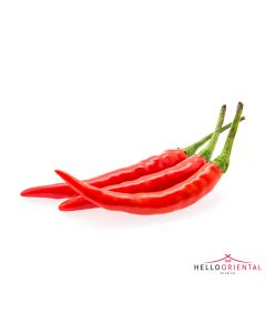 LARGE RED CHILLIES 500g