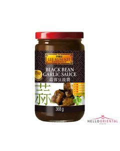 LEE KUM KEE BLACK BEAN GARLIC SAUCE 368G 蒜香豆豉酱368克