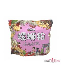 LUO XIAO JANG RIVER SNAIL INSTANT RICE NOODLES LUXURIOUS 360G