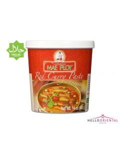 MAE PLOY RED CURRY PASTE 400G 泰式红咖喱酱