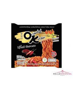 MAMA ORIENTAL KITCHEN HOT KOREAN INSTANT NOODLES 85G