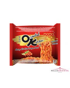 MAMA ORIENTAL KITCHEN SHRIMP STIR FRIED TOMYUM SAUCE NOODLES 85G