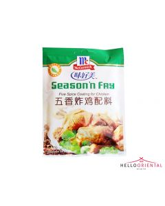 MCCORMICK SEASON N FRY FIVE SPICE COATING FOR CHICKEN 45G