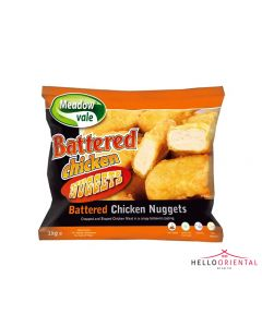 MEADOW VALE CHICKEN NUGGETS 1KG