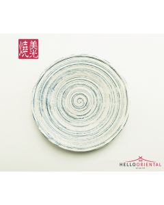 MEIGUANG PORCELAIN E421-11 PLATE 8.25 INCHES