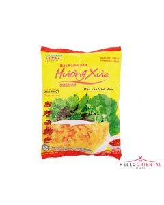 MIKKO READY MIX HUONG XUA FLOUR FOR RICE PANCAKE 500G