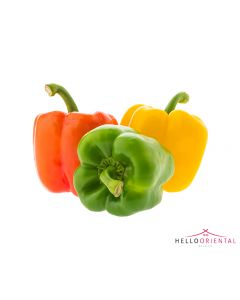 MIXED BELL PEPPERS (PACK)