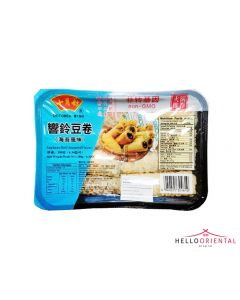 OCTOBER WING SOYBEAN SEAWEED ROLL 180G