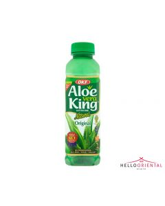 OKF ALOE VERA KING ORIGINAL 500ML (BOTTLE) 原味芦荟汁